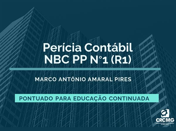 [ Perícia Contábil NBC PP n.º 01 (R01)]